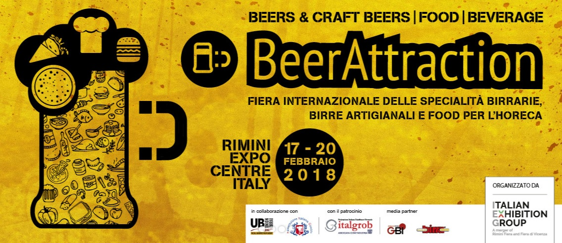 BEER ATTRACTION Rimini - main