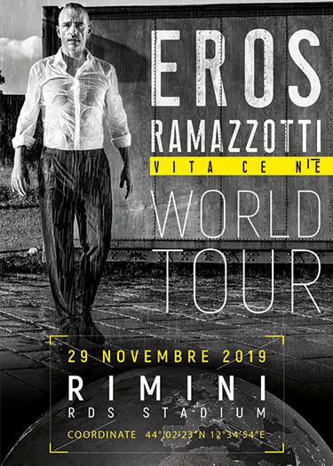 Concerto Eros Ramazzotti  RDS Rimini - main