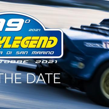 Rally Legend 2021 - main